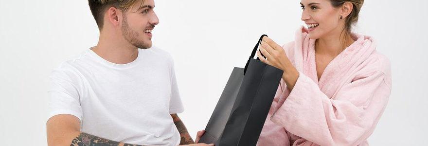 cadeau surprise à un couple